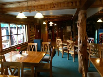 Hannagan Meadow Lodge Dining Room