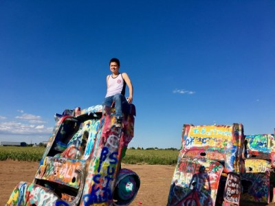 Cadillac Ranch Amarillo Texas