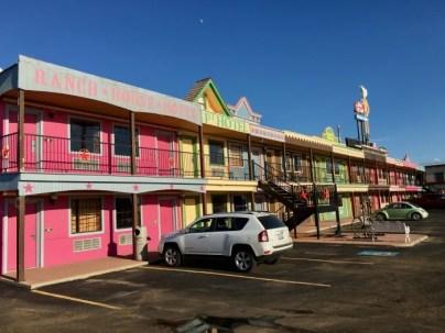 Big Texan Amarillo Texas Motel