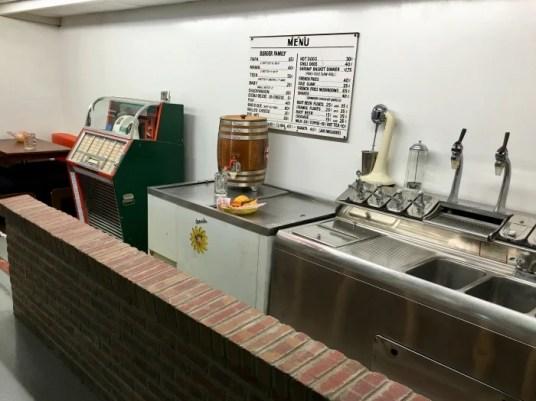 Vintage Diner RV Museum