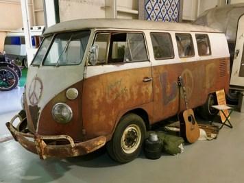 Rusty VW Van