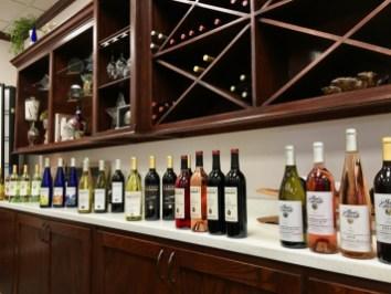 Llano Estacado Winery Bottles