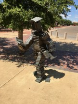 Texas Tech University Public Art Lubbock Texas