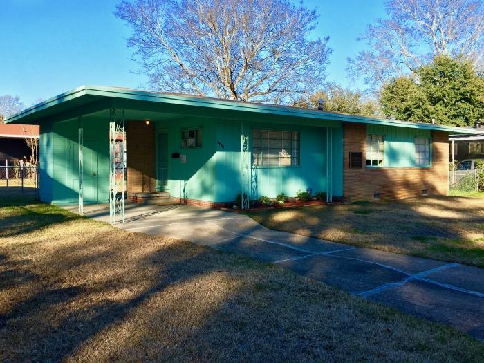 Medgar Evers House Jackson Mississippi