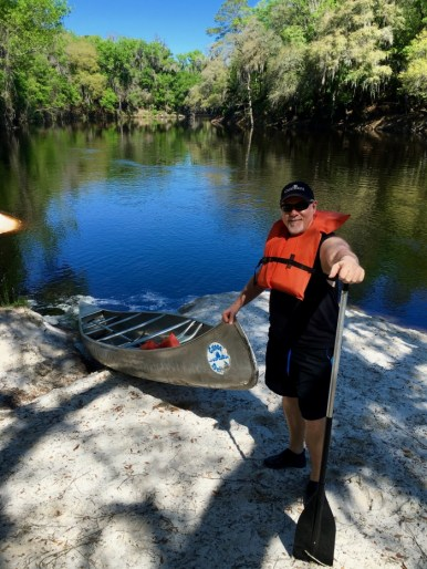 Howard Blount Suwannee River
