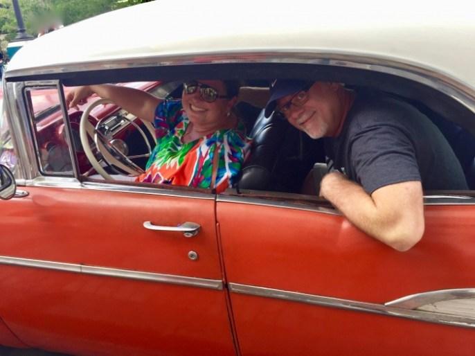 Melody Pittman Howard Blount Almendron Car Cuba