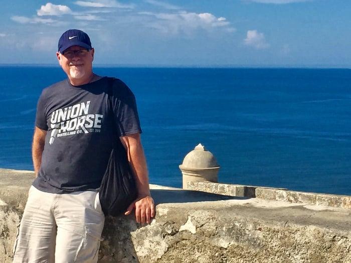 Howard Blount Castillo del Morro Santiago Cuba