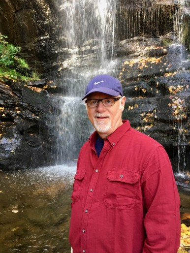 Howard Blount Waterfall