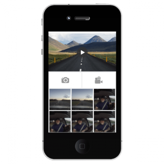VAVA Dash cam mobile app