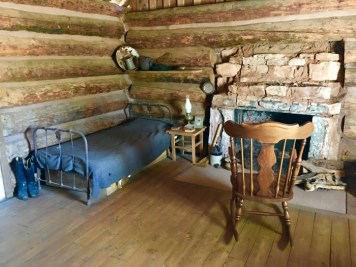Fort Apache Historic Park Cabin