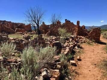 KInishba Ruins National Historic Landmark Arizona