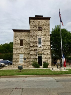 Hood County Jail Museum Granbury, Texas