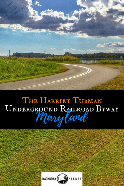 The Maryland Harriet Tubman Underground Railroad Byway is a 125-mile driving route featuring 36 significant sites, including the brand new National Historical Park Visitor Center.