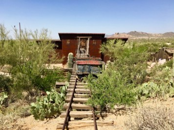 Goldfield Ghost Town Arizona
