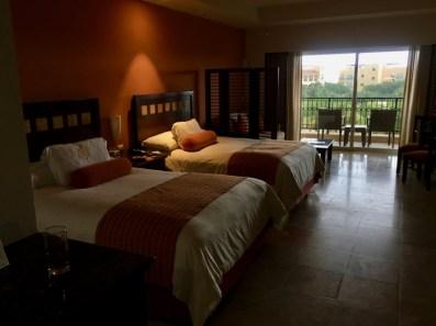 guest room at Hacienda Tres Ríos
