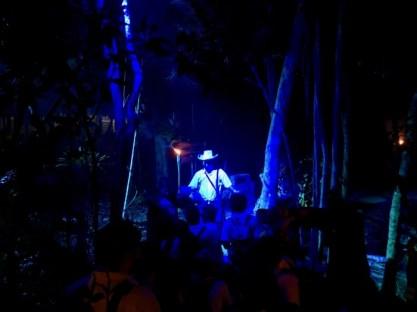 Sendero de Selva al Río del Paraíso actor