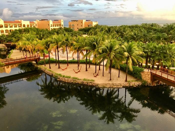 birdseye view of Hacienda Tres Ríos