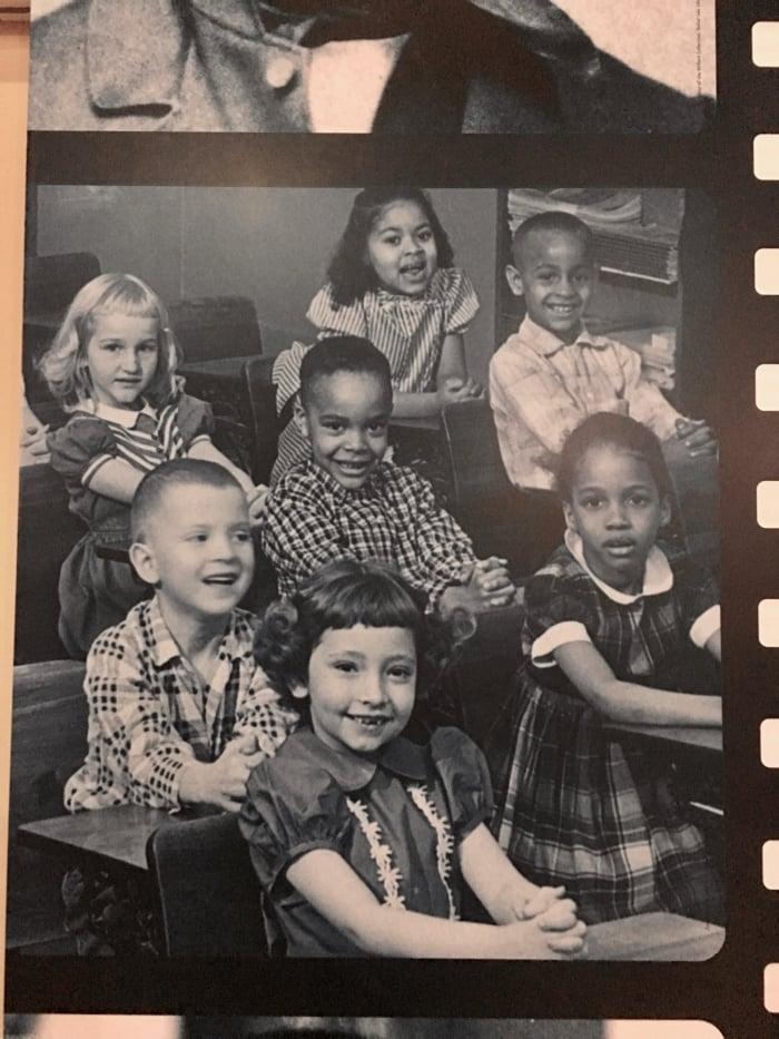 Brown Board Education NPS Site Topeka integration
