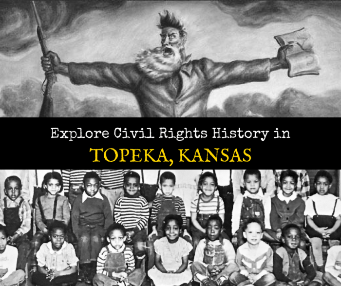 Explore Civil Rights History in Topeka, Kansas: 5+1 Key Sites