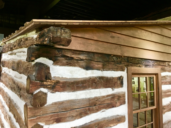 John Brown Museum Kansas Adair cabin