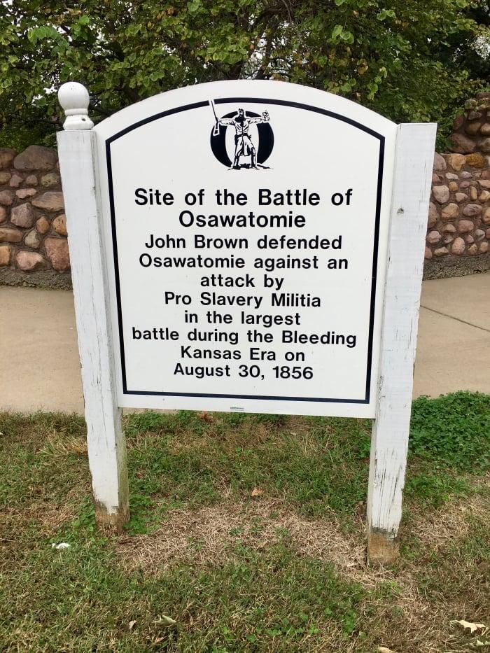 John Brown Museum Kansas Osawatomie