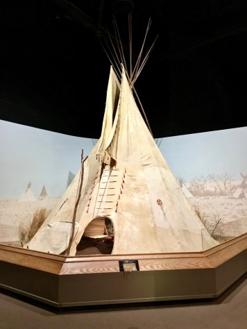 Kansas Museum of History tipi - Explore Civil Rights History in Topeka, Kansas: 5+1 Key Sites
