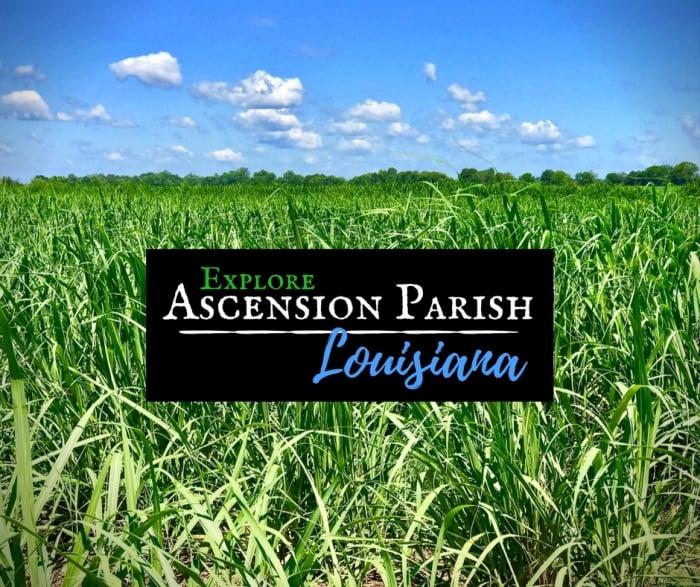 Explore Ascension Parish, Louisiana