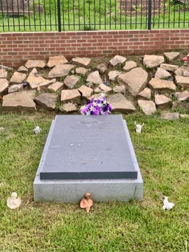 Gregg Allman grave - Explore History and Music in Macon, Georgia