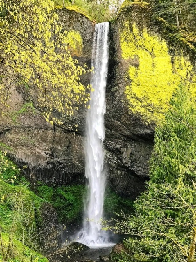 IMG 3994 - Roadside Waterfalls of Oregon's Columbia River Gorge