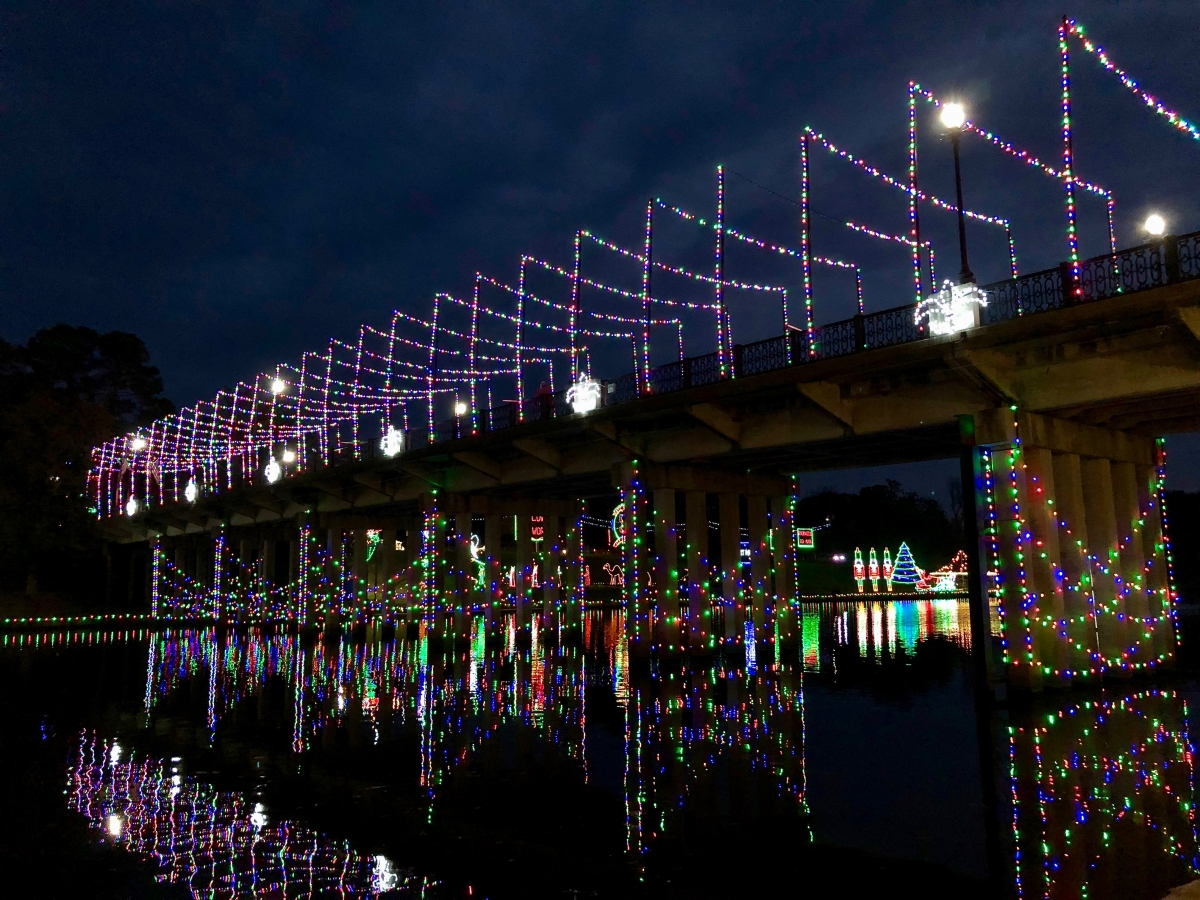 Held Annually On The First Saturday In December Since 1927, The Natchitoches  Christmas Festival Is Legendary! The Event Which Draws An Estimated 100,000  ...
