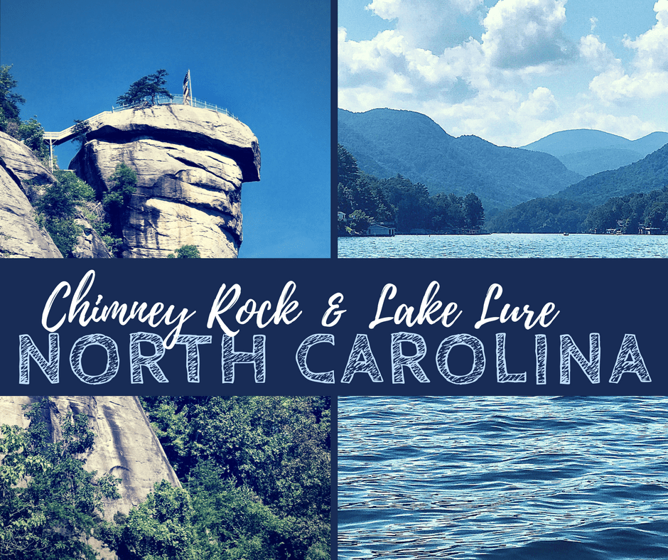 Chimney Rock State Park - Backroad Travel Destinations