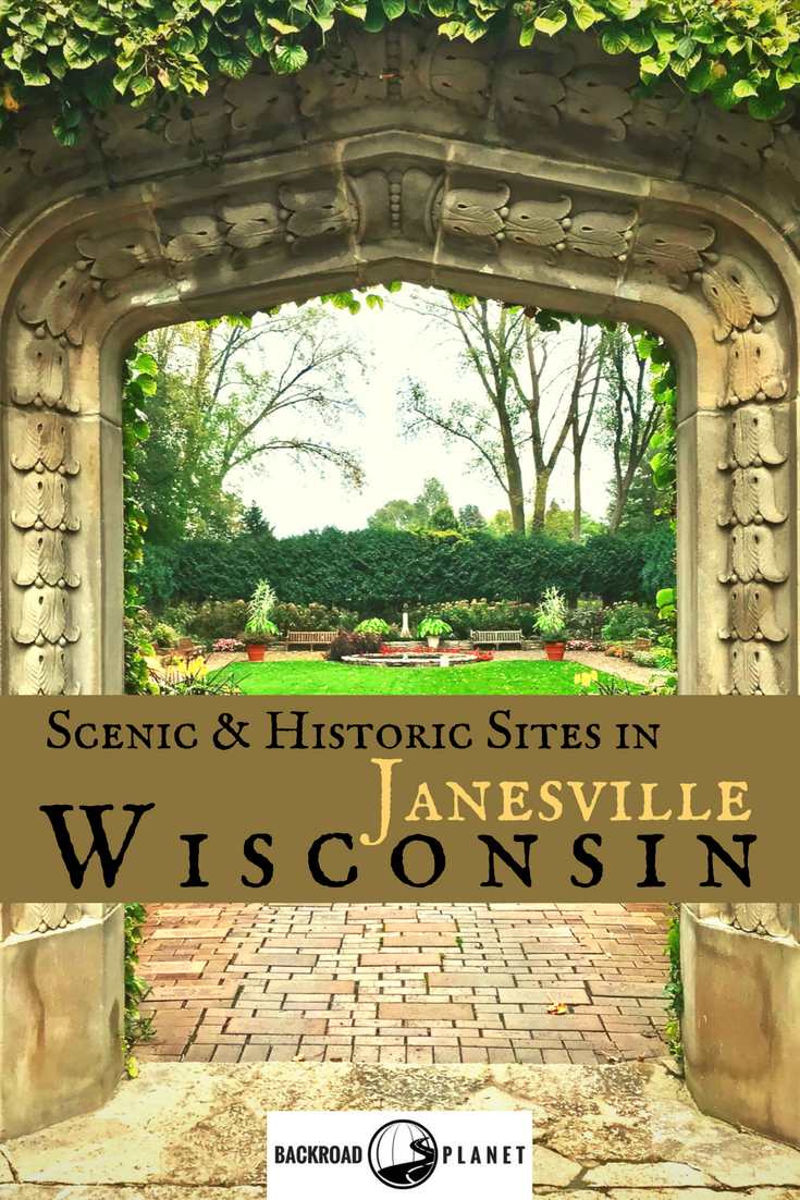 The city of Janesville, Wisconsin, extends the invitation to study architecture on walks through historic districts, embrace tranquility at Rotary Botanical Gardens, travel the Underground Railroad at the Milton House Museum, and experience a Midwest dining tradition at the Buckhorn Supper Club. #travel #TBIN #Janesville #Wisconsin #roadtrip