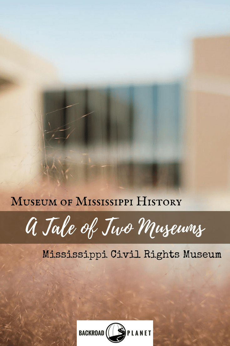 Backroad Planet joined Jackson photographer Ashleigh Coleman for a preview of two Mississippi museums: the Museum of Mississippi History and the Mississippi Civil Rights Museum. Also on the itinerary, visits to the Smith Robertson Museum, the home of Medgar Evers, Bully's Restaurant, and the Mississippi Supreme Court. #VisitMS #CityWithSoul #museums #CivilRights #travel #TBIN #soulfood