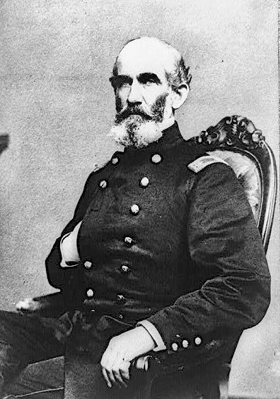Major-General Andrew Jackson Smith