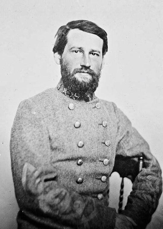 Major-General Stephen Dill Lee