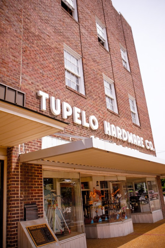 13 Tupelo Hardware Co - Elvis in Tupelo: Discover The King's Mississippi Roots
