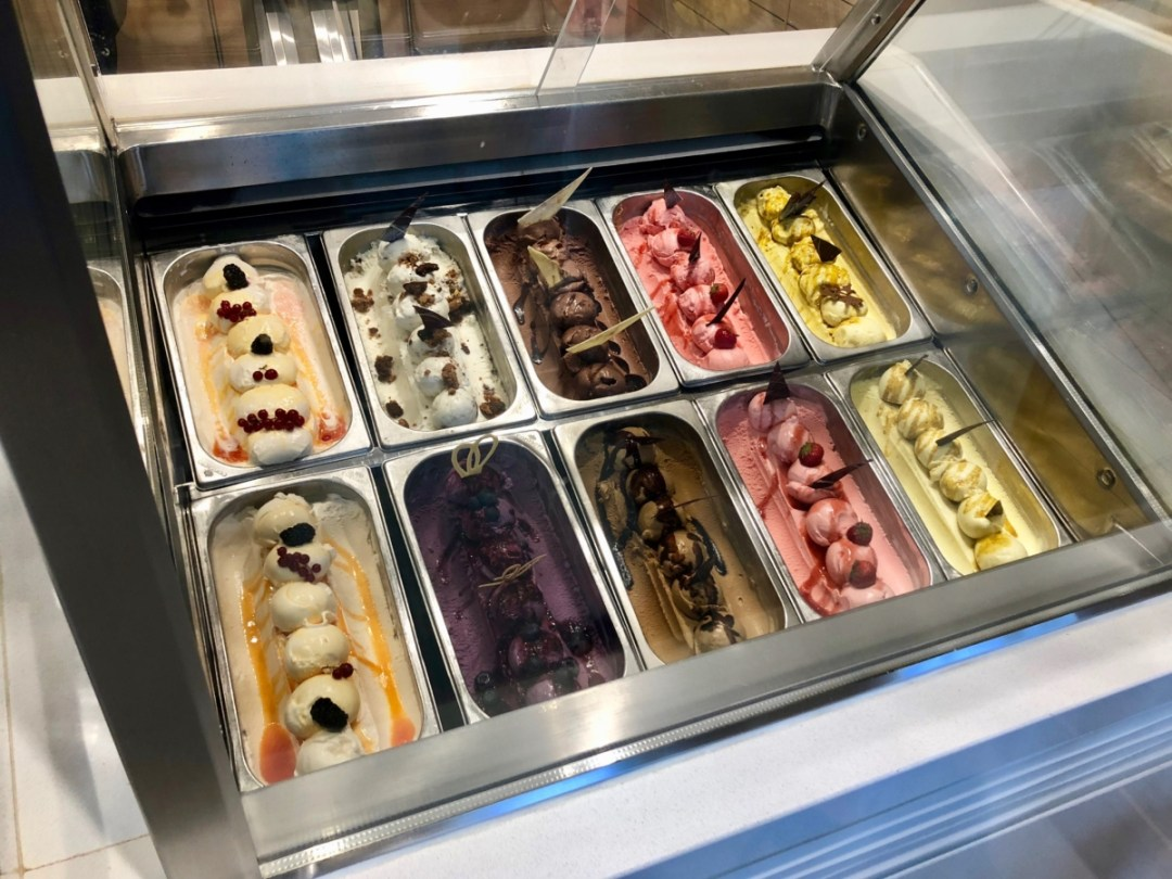 Viking Ocean Cruises A Guide For Planning Voyage Of Lifetime Cruiser Yachts Keypad Wiring Diagram Dessert Offerings Are Off The Chart But My Favorites Were Fresh Made Cookies And Course Famous Ice Cream Sorbet Gelato Bar
