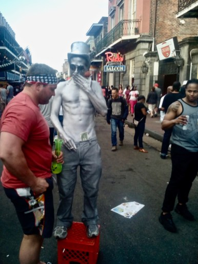 Bourbon Street - Uncover the Secrets of New Orleans Neighborhoods