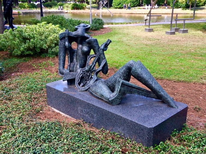 NOMA Sculpture Graden - Uncover the Secrets of New Orleans Neighborhoods