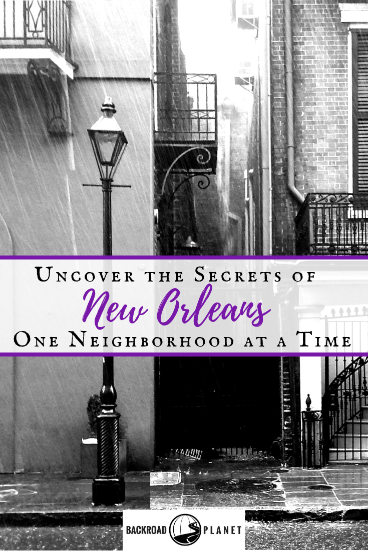 Can you imagine a bar that offers a $10 shot and haircut? A former NOLA resident reveals hidden culture, history, cuisine, and other secrets of New Orleans neighborhoods. #travel #TBIN #NOLA #NewOrleans #Louisiana #OnlyLouisiana
