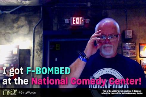 comedy center f-bomb