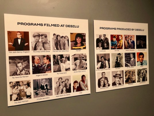 desilu studios programs