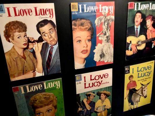 i love lucy magazines