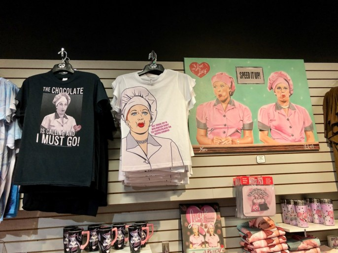 lucy gift shop