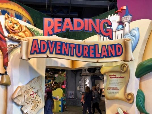 reading adventureland