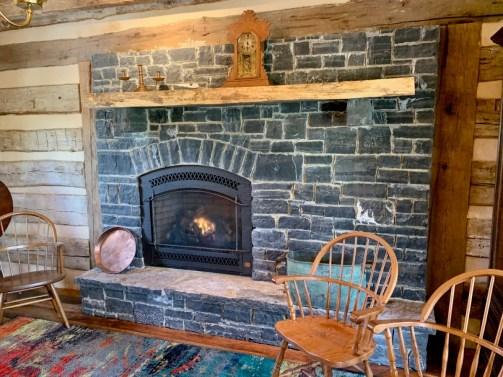 MeadowCroft Fireplace