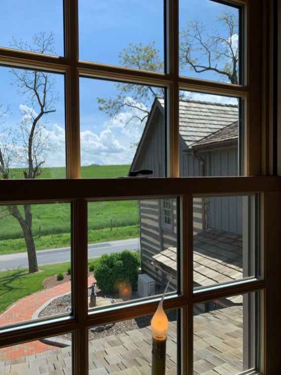 MeadowCroft Windowpane