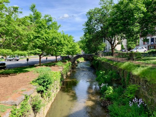 Staunton Virginia Canal - Fun Things to Do in Staunton Virginia