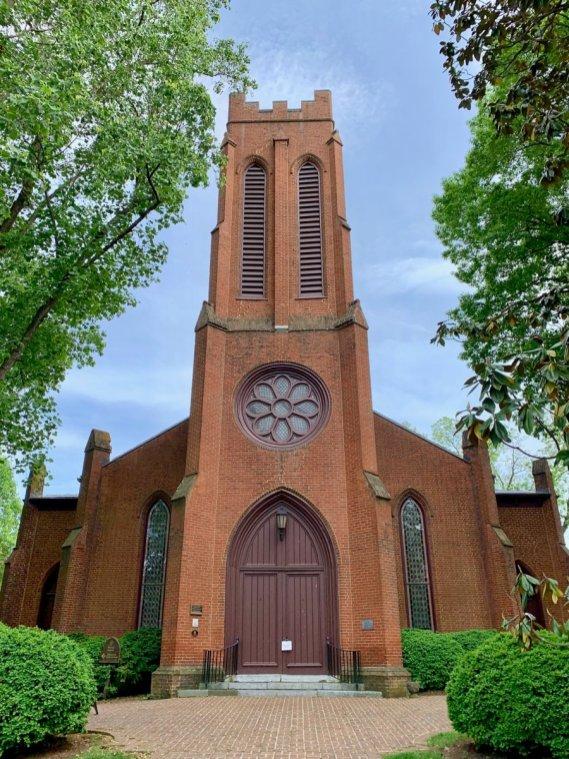 Trinity Episcopal Church Staunton Virginia