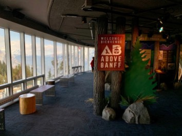 Above Banff Interpretive Centre - The Best Sites & Activities for a Town of Banff Adventure